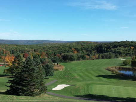 Pinnacle State Park and Golf Course