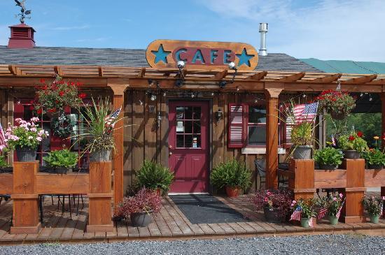 Crystal Lake Cafe at Americana Vineyards