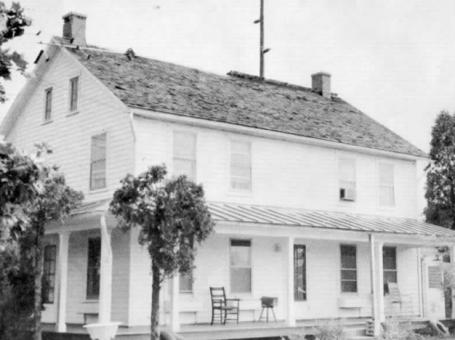 Harriet Tubman Home