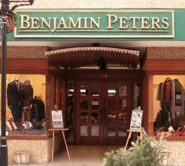 Benjamin Peters